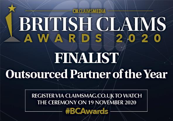 British Claims Awards 2020