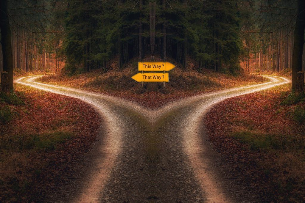 This way or that way? Confused on which way to go? Dectech will help you select the best way for you.